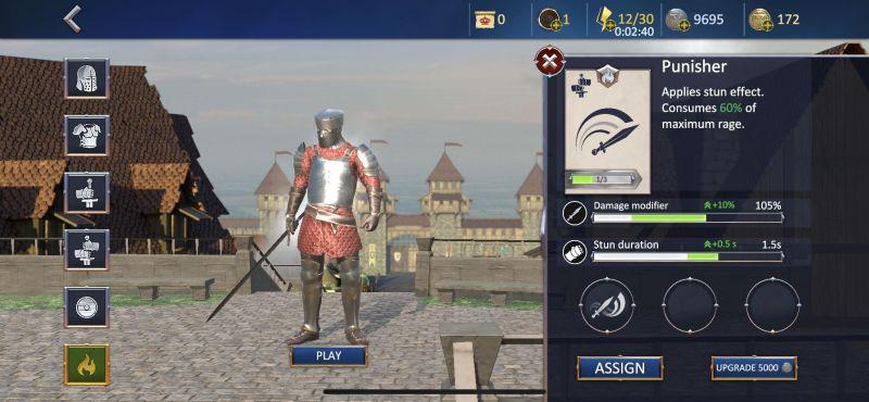 knights fight 2 special attacks