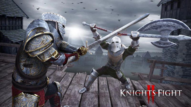 knights fight 2 tricks