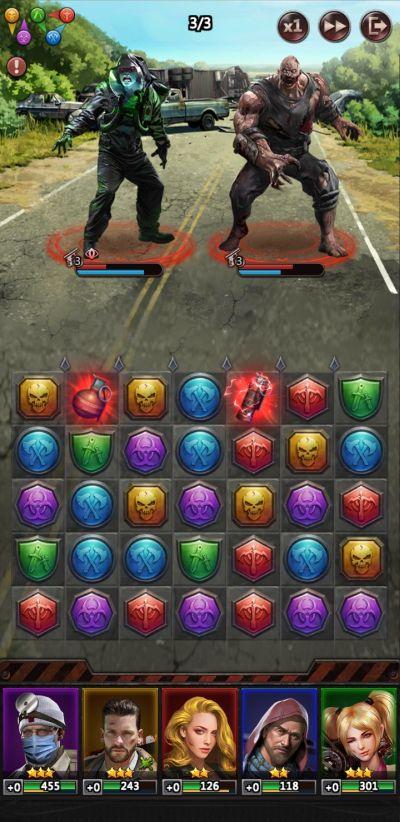 puzzles & survival battle tips