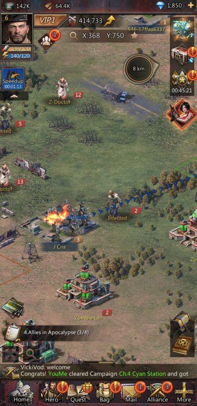 defensive strategies in puzzles & survival