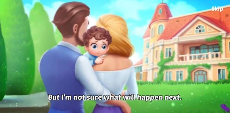 baby manor story
