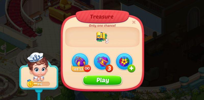 baby manor treasure