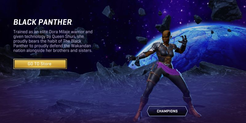 black panther realm of champions