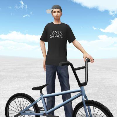 bmx space tips
