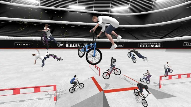 bmx space guide