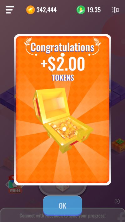 how to get more tokens in dice royale