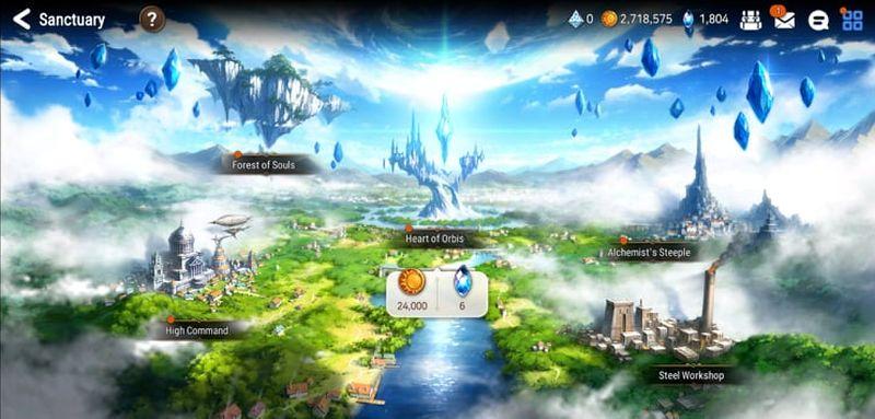 epic seven sanctuary