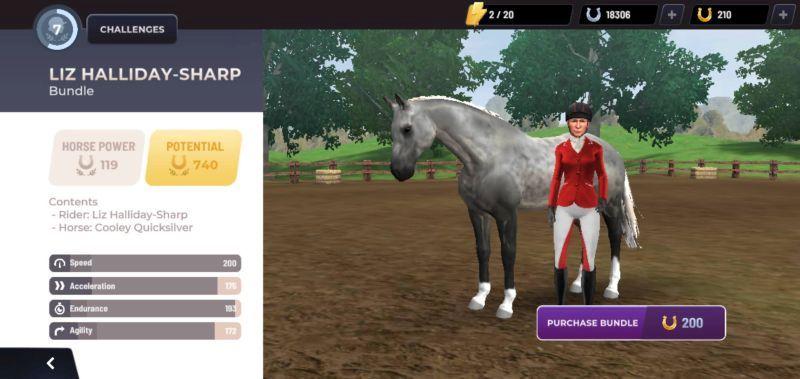 liz halliday-sharp equestriad world tour