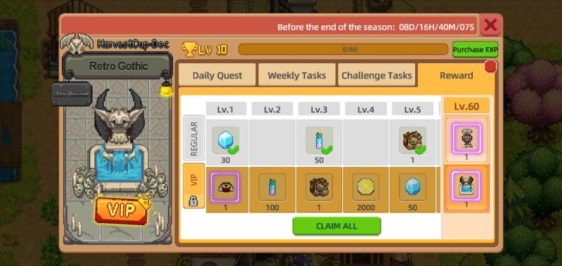 harvest town events