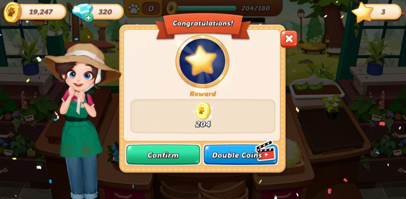 how to double coins in hellopet house