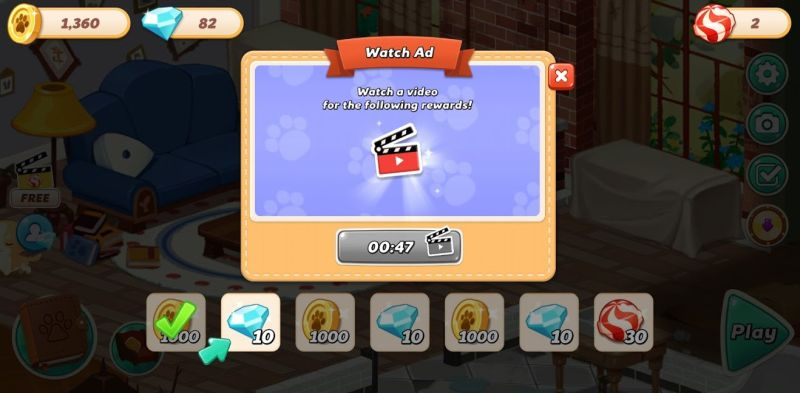 how to earn more rewards in hellopet house