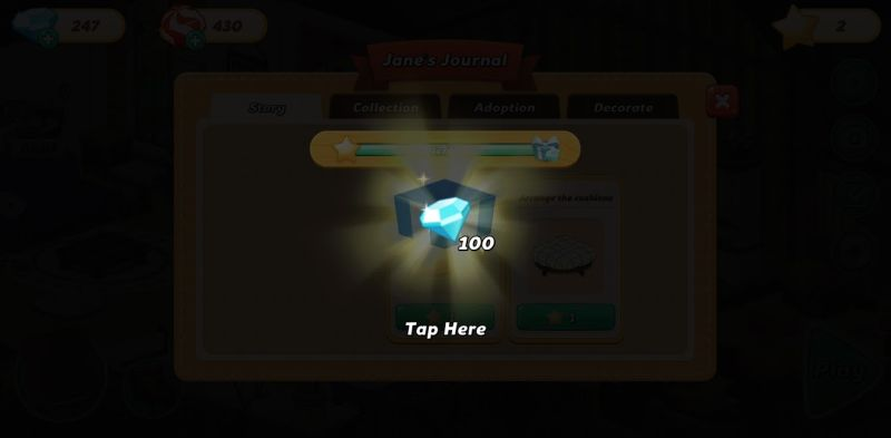 how to earn more gems in hellopet house