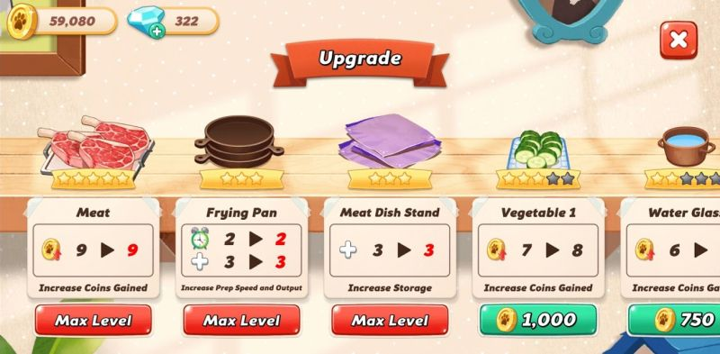 how to upgrade production lines in hellopet house