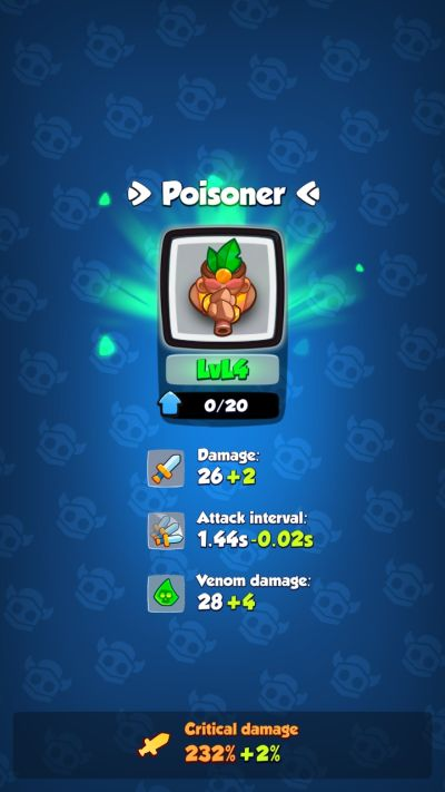 ranking up in rush royale