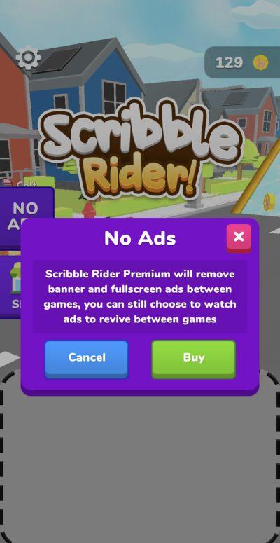 scribble rider premium