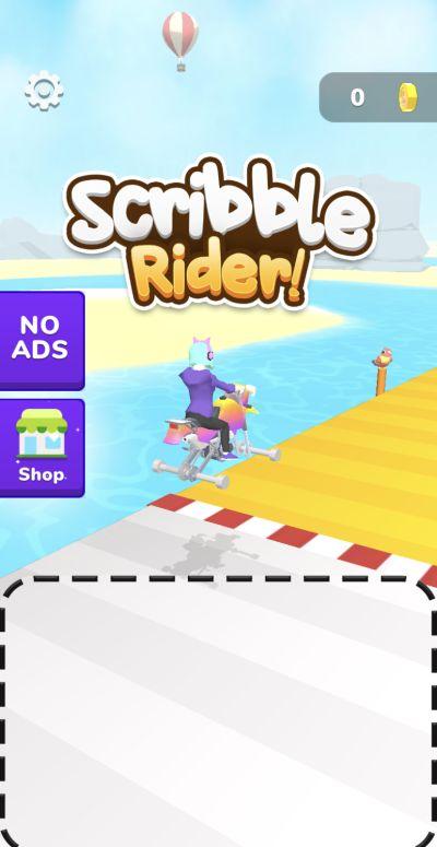 scribble rider tips