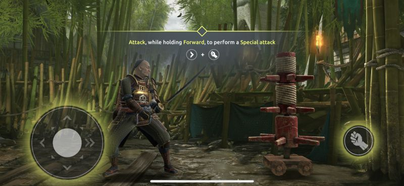 how to launch special attack in shadow fight arena