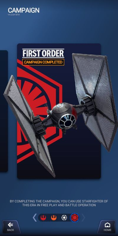 star wars starfighter missions campaign