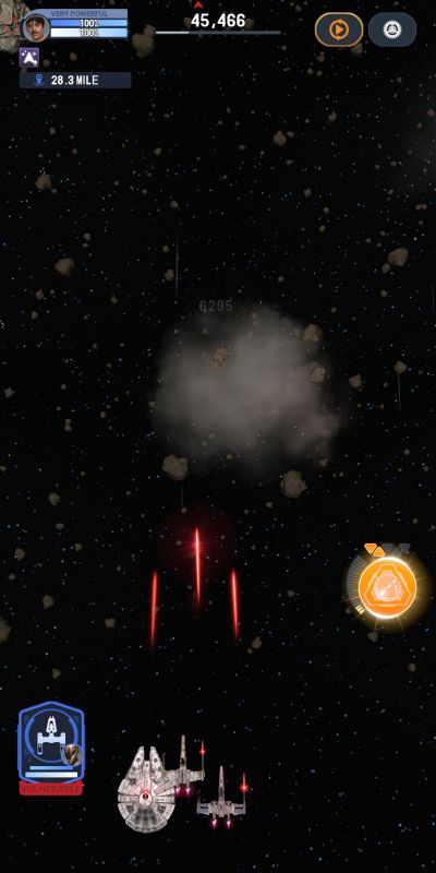 star wars starfighter missions starship battle