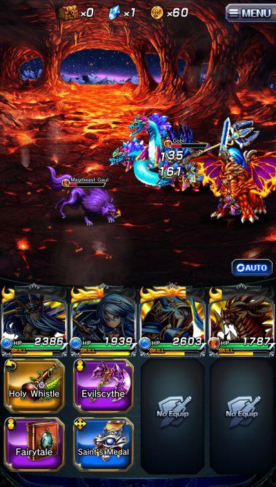 grand summoners story progression
