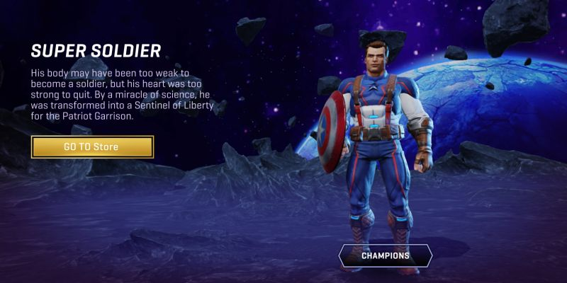 super soldier marvel realm of champions