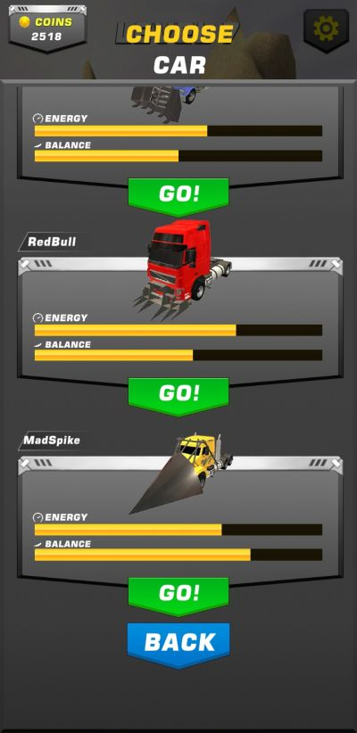 how to use the time travel cheat in truck'em all