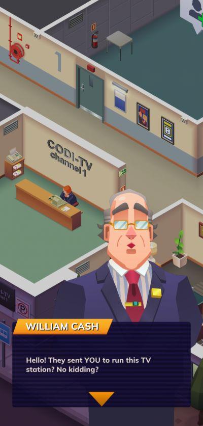 tv empire tycoon william cash