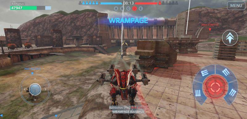 стратегии боевых роботов