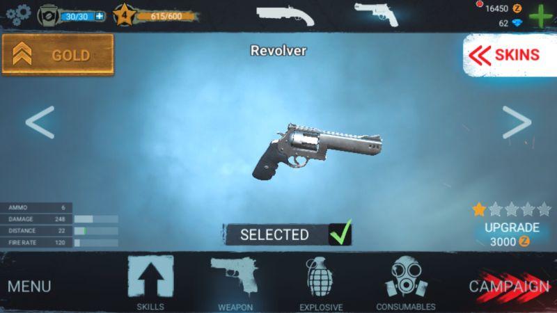 guns in zombeast