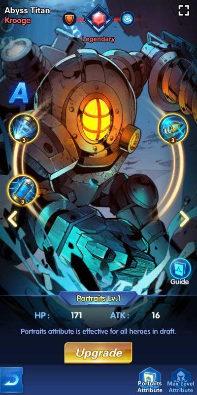 abyss titan krooge x-hero idle avengers