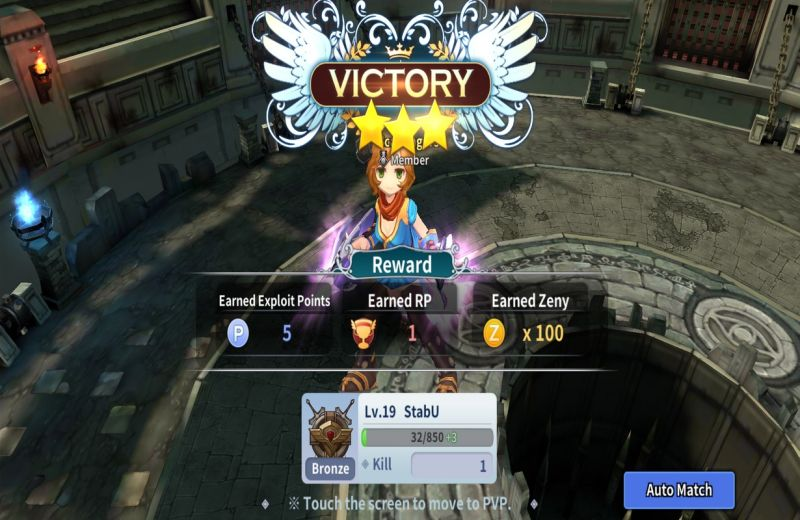 action ro2 spear of odin victory