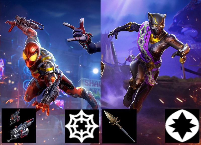 arena deathmatch team marvel realm of champions