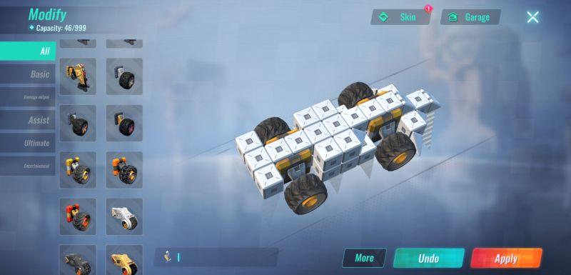 create mode astracraft