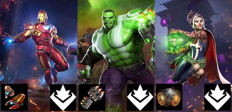 balanced pvp team 1 marvel realm of champions