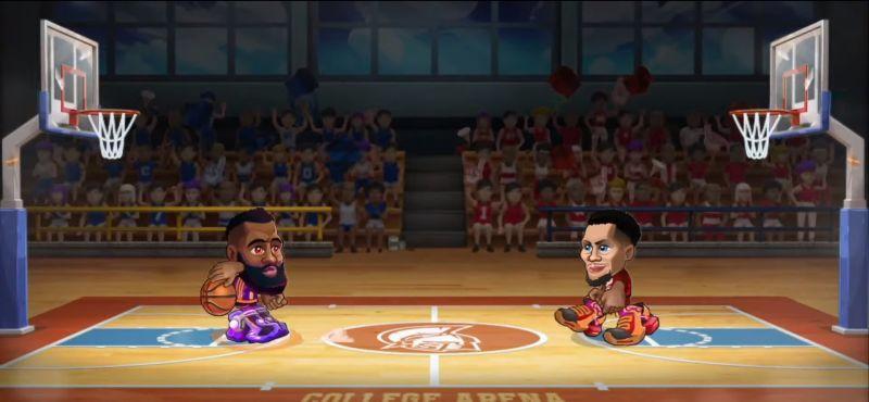 basketball arena strategies