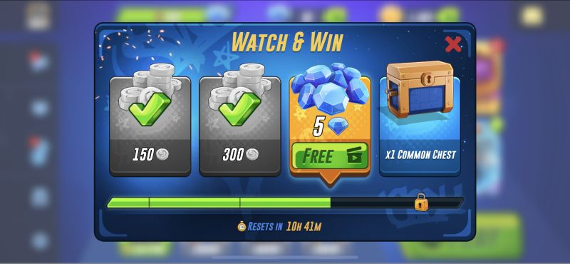 basketball arena watch and win offer