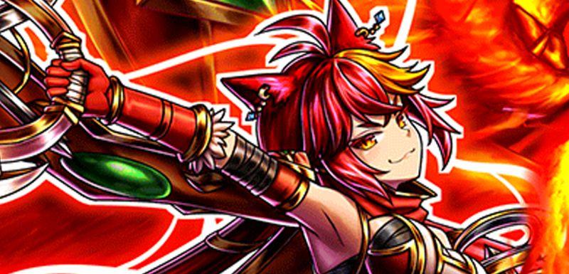 blazing flame empress lione grand summoners