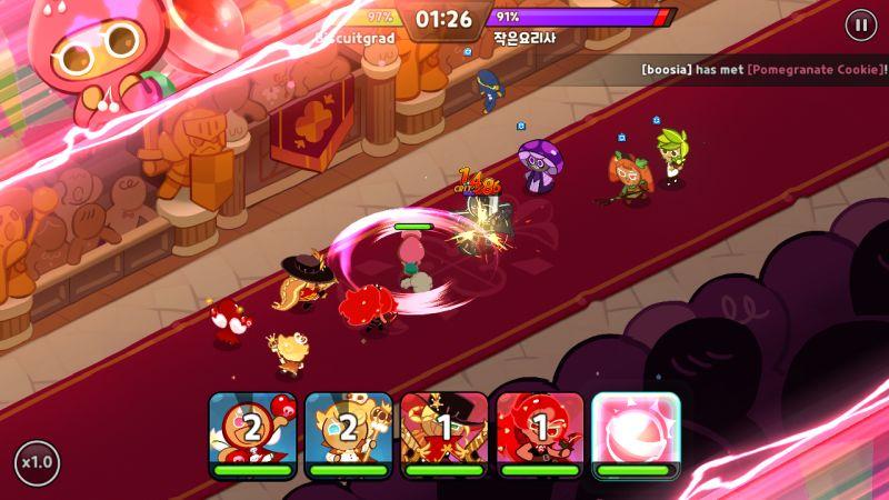arena battle cookie run kingdom