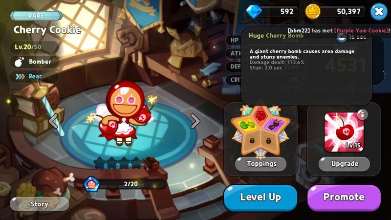 bomber cookie run kingdom