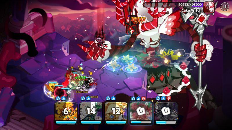 boss fight cookie run kingdom