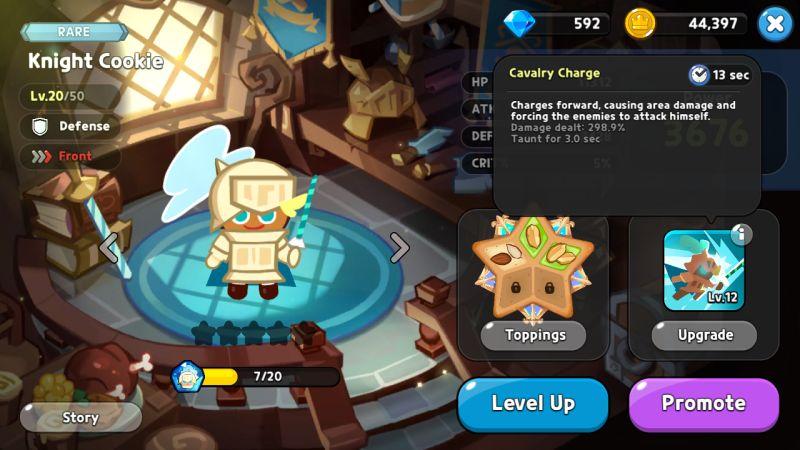 defense cookie run kingdom