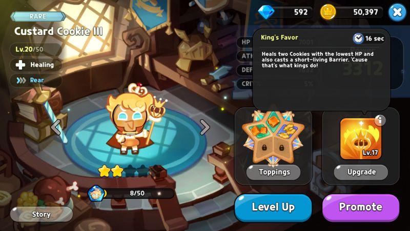 healer cookie run kingdom
