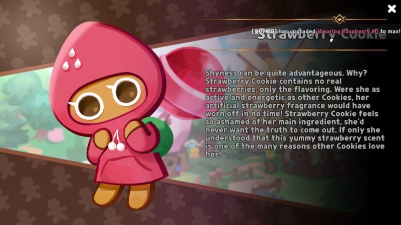 strawberry cookie run kingdom