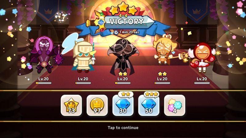 victory cookie run kingdom