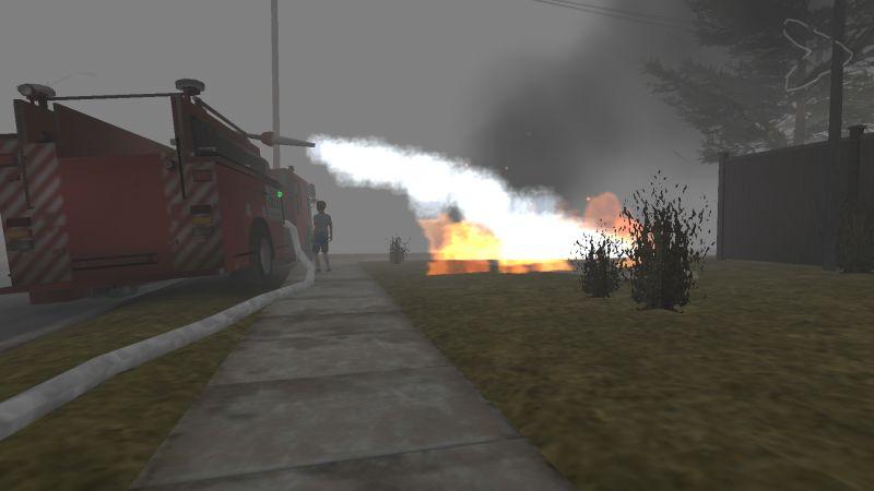 парк смерти 2 огонь