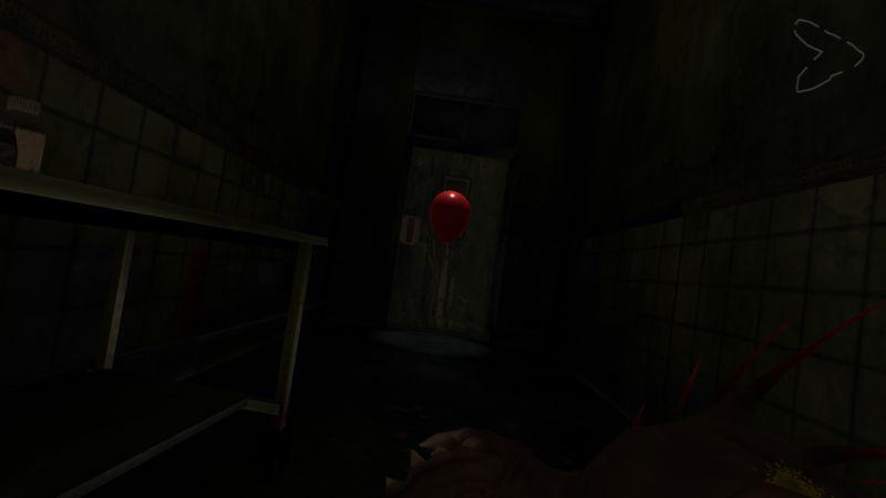 воздушный шар больницы парк смерти 2