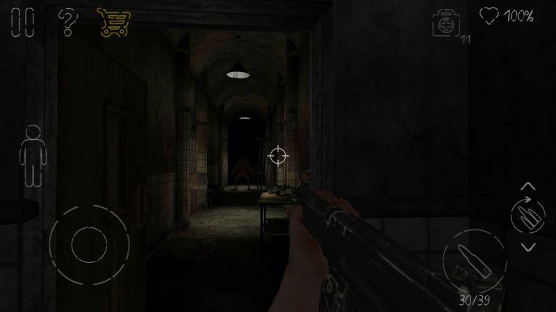 парк смерти 2 коридор монстров