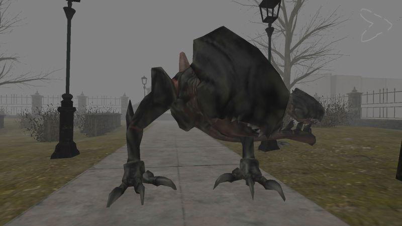 парк смерти 2 новый монстр