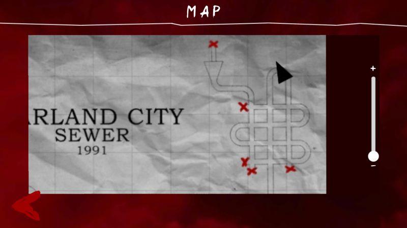 парк смерти 2 канализационная карта