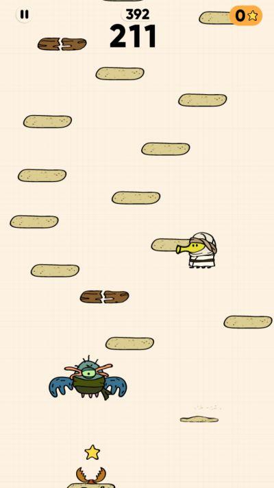 doodle jump 2 hints
